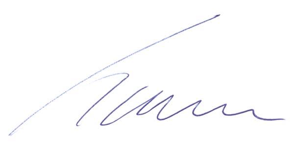 Unterschrift Kaeswurm